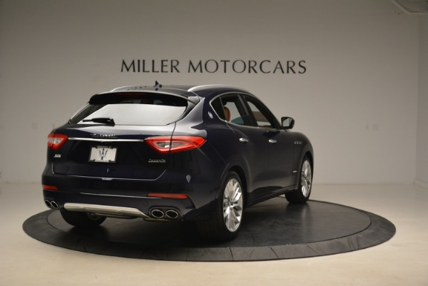 New 2018 Maserati Levante S Q4 GranLusso for sale Sold at Aston Martin of Greenwich in Greenwich CT 06830 6