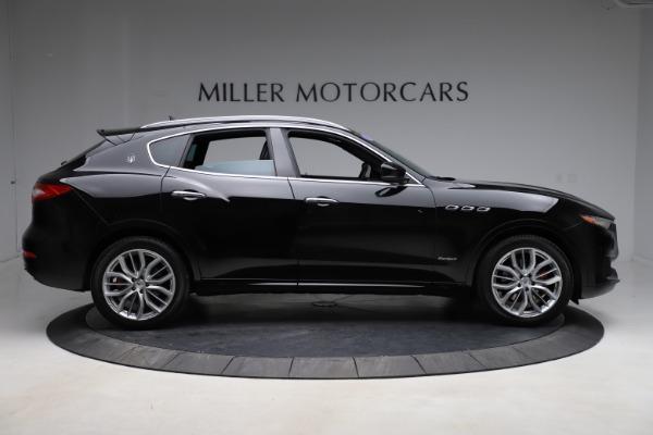 Used 2018 Maserati Levante Q4 GranSport for sale $53,900 at Aston Martin of Greenwich in Greenwich CT 06830 10