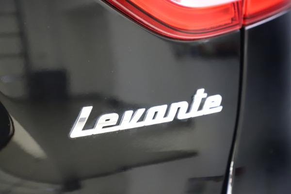 Used 2018 Maserati Levante Q4 GranSport for sale $53,900 at Aston Martin of Greenwich in Greenwich CT 06830 16