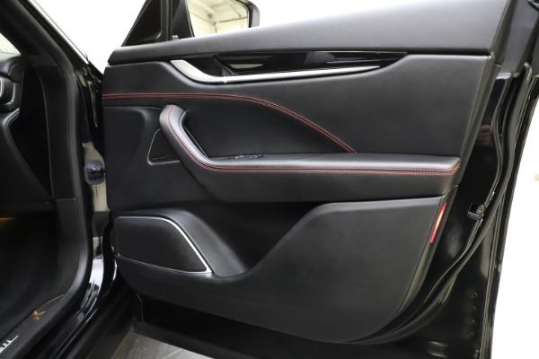Used 2018 Maserati Levante Q4 GranSport for sale $53,900 at Aston Martin of Greenwich in Greenwich CT 06830 26