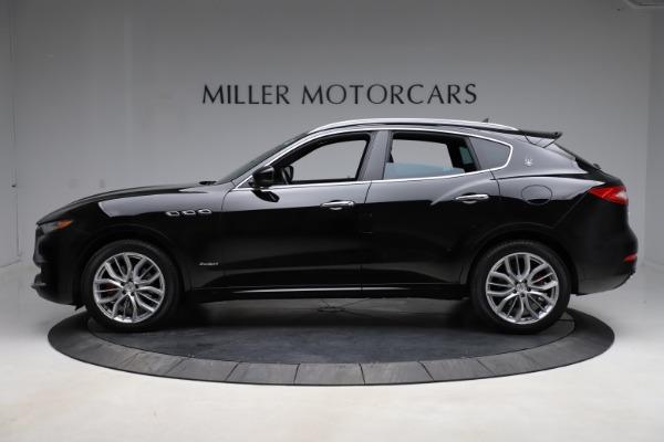 Used 2018 Maserati Levante Q4 GranSport for sale $53,900 at Aston Martin of Greenwich in Greenwich CT 06830 4