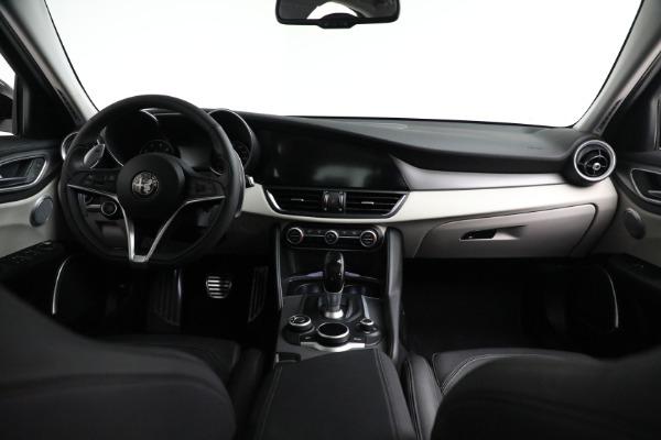 Used 2018 Alfa Romeo Giulia Ti Sport Q4 for sale $34,900 at Aston Martin of Greenwich in Greenwich CT 06830 22