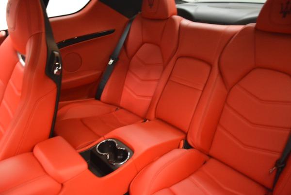 Used 2014 Maserati GranTurismo Sport for sale Sold at Aston Martin of Greenwich in Greenwich CT 06830 16
