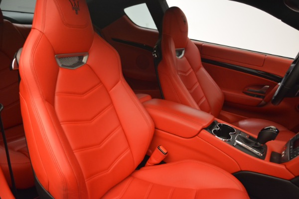 Used 2014 Maserati GranTurismo Sport for sale Sold at Aston Martin of Greenwich in Greenwich CT 06830 19