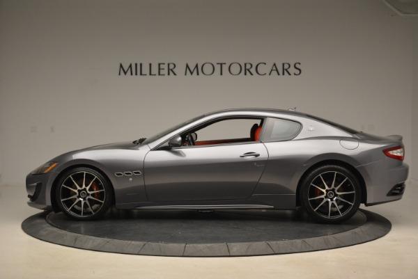 Used 2014 Maserati GranTurismo Sport for sale Sold at Aston Martin of Greenwich in Greenwich CT 06830 2
