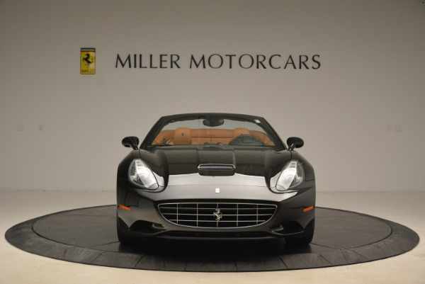 Used 2014 Ferrari California 30 for sale Sold at Aston Martin of Greenwich in Greenwich CT 06830 12