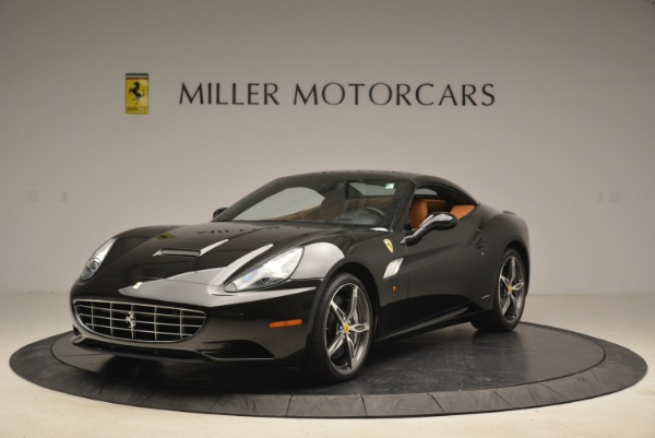 Used 2014 Ferrari California 30 for sale Sold at Aston Martin of Greenwich in Greenwich CT 06830 13