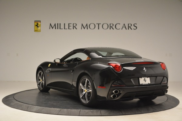 Used 2014 Ferrari California 30 for sale Sold at Aston Martin of Greenwich in Greenwich CT 06830 17