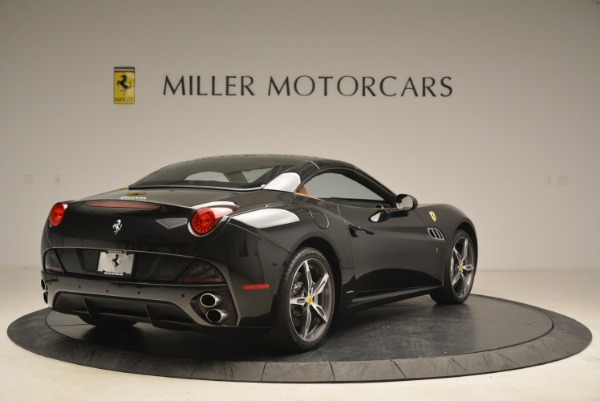 Used 2014 Ferrari California 30 for sale Sold at Aston Martin of Greenwich in Greenwich CT 06830 19