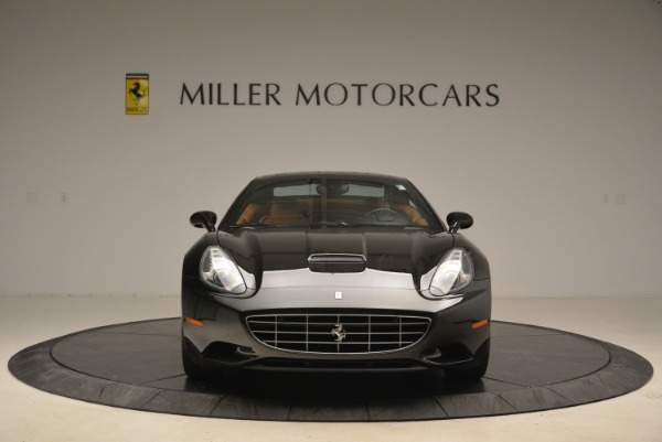 Used 2014 Ferrari California 30 for sale Sold at Aston Martin of Greenwich in Greenwich CT 06830 24