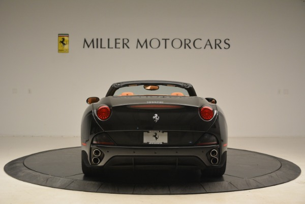 Used 2014 Ferrari California 30 for sale Sold at Aston Martin of Greenwich in Greenwich CT 06830 6