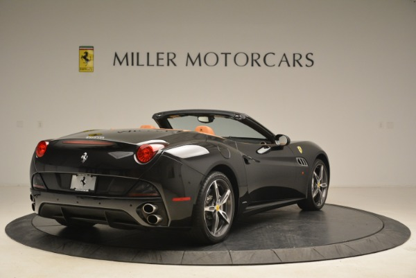 Used 2014 Ferrari California 30 for sale Sold at Aston Martin of Greenwich in Greenwich CT 06830 7
