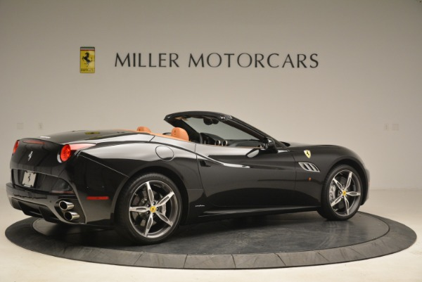 Used 2014 Ferrari California 30 for sale Sold at Aston Martin of Greenwich in Greenwich CT 06830 8