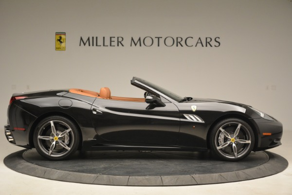 Used 2014 Ferrari California 30 for sale Sold at Aston Martin of Greenwich in Greenwich CT 06830 9