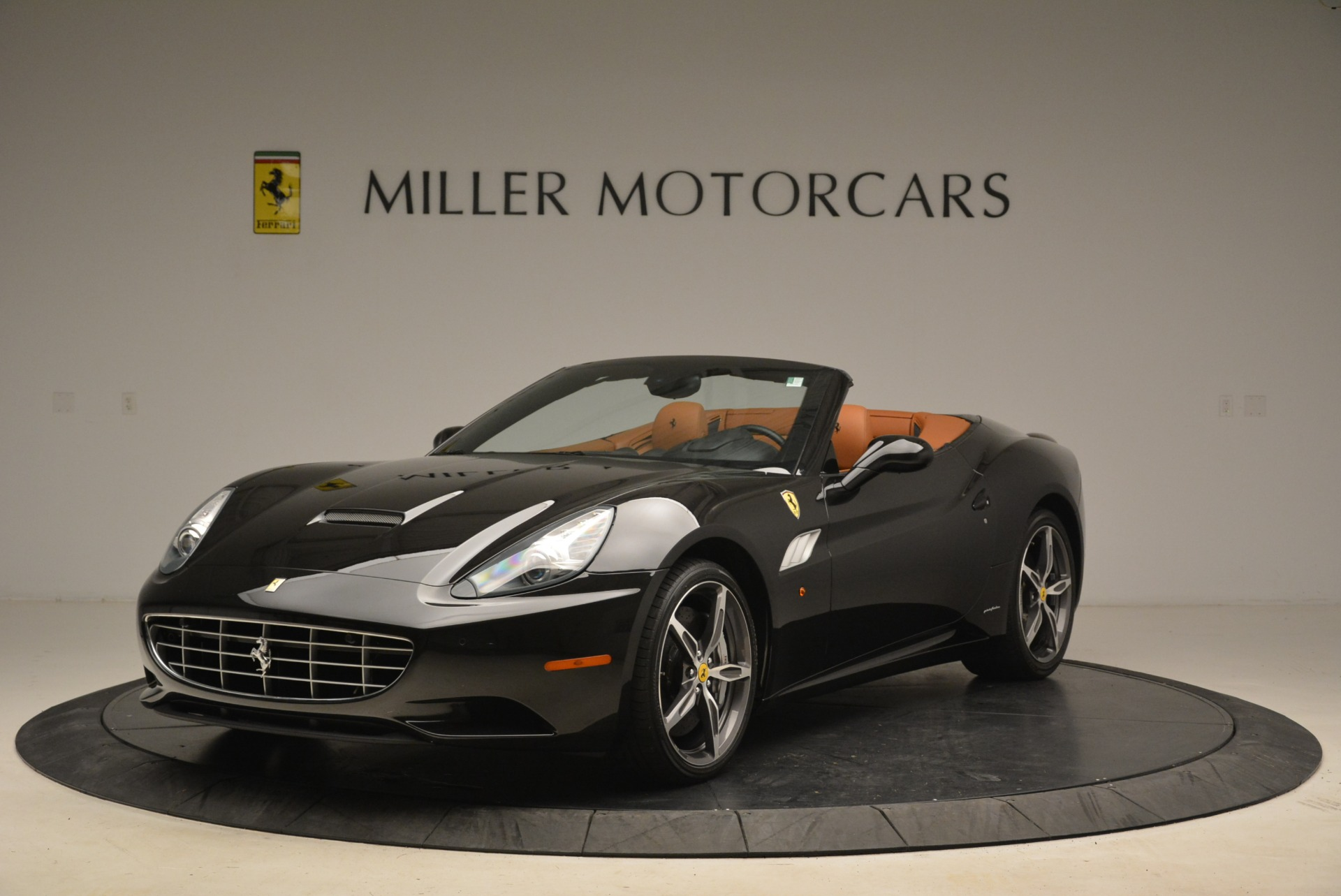 Used 2014 Ferrari California 30 for sale Sold at Aston Martin of Greenwich in Greenwich CT 06830 1