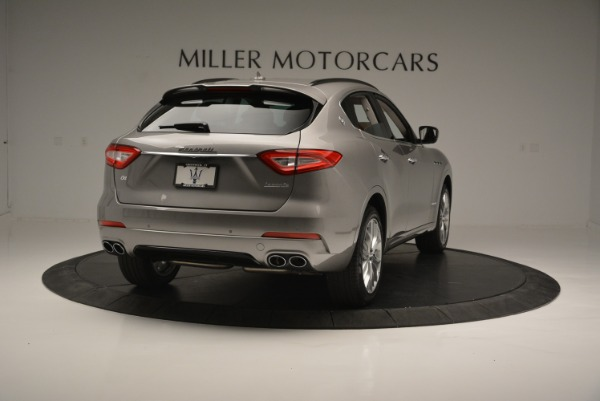 New 2018 Maserati Levante Q4 GranSport for sale Sold at Aston Martin of Greenwich in Greenwich CT 06830 10