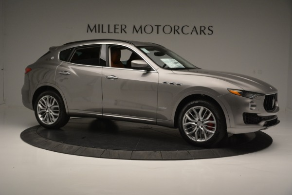 New 2018 Maserati Levante Q4 GranSport for sale Sold at Aston Martin of Greenwich in Greenwich CT 06830 14