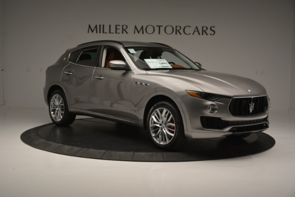 New 2018 Maserati Levante Q4 GranSport for sale Sold at Aston Martin of Greenwich in Greenwich CT 06830 15