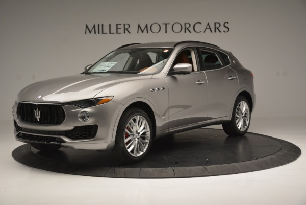 New 2018 Maserati Levante Q4 GranSport for sale Sold at Aston Martin of Greenwich in Greenwich CT 06830 2