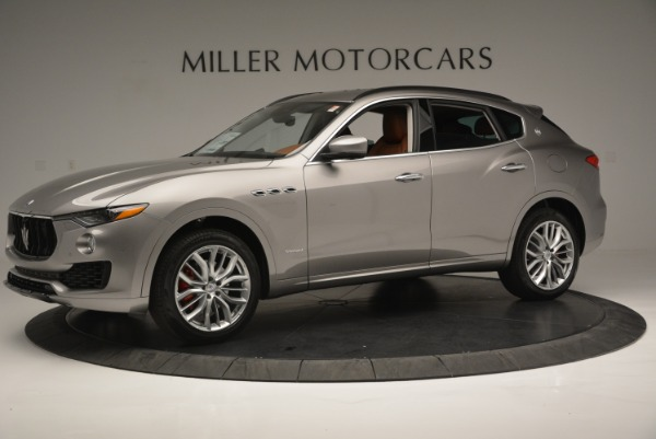 New 2018 Maserati Levante Q4 GranSport for sale Sold at Aston Martin of Greenwich in Greenwich CT 06830 3