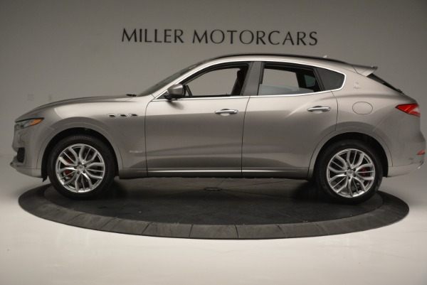 New 2018 Maserati Levante Q4 GranSport for sale Sold at Aston Martin of Greenwich in Greenwich CT 06830 4