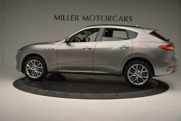 New 2018 Maserati Levante Q4 GranSport for sale Sold at Aston Martin of Greenwich in Greenwich CT 06830 5