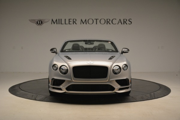 Used 2018 Bentley Continental GT Supersports Convertible for sale Sold at Aston Martin of Greenwich in Greenwich CT 06830 12
