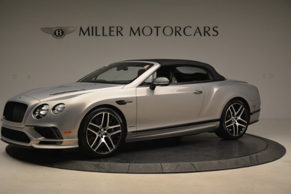 Used 2018 Bentley Continental GT Supersports Convertible for sale Sold at Aston Martin of Greenwich in Greenwich CT 06830 13