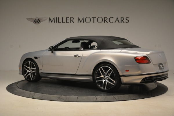 Used 2018 Bentley Continental GT Supersports Convertible for sale Sold at Aston Martin of Greenwich in Greenwich CT 06830 15