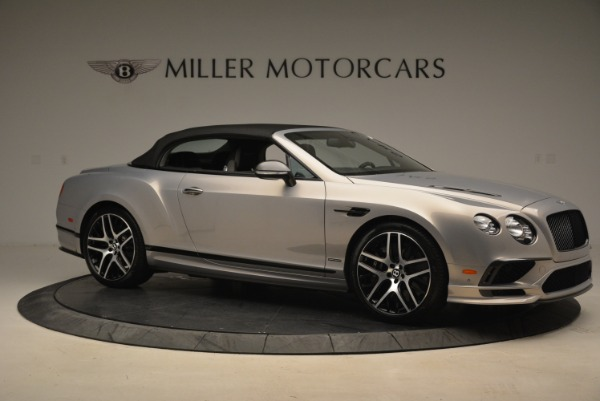 Used 2018 Bentley Continental GT Supersports Convertible for sale Sold at Aston Martin of Greenwich in Greenwich CT 06830 19