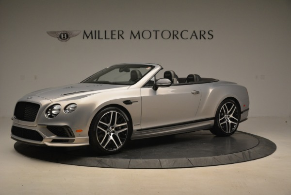 Used 2018 Bentley Continental GT Supersports Convertible for sale Sold at Aston Martin of Greenwich in Greenwich CT 06830 2