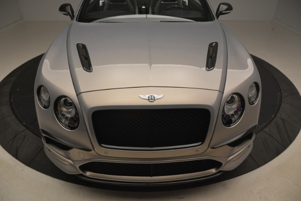 Used 2018 Bentley Continental GT Supersports Convertible for sale Sold at Aston Martin of Greenwich in Greenwich CT 06830 20