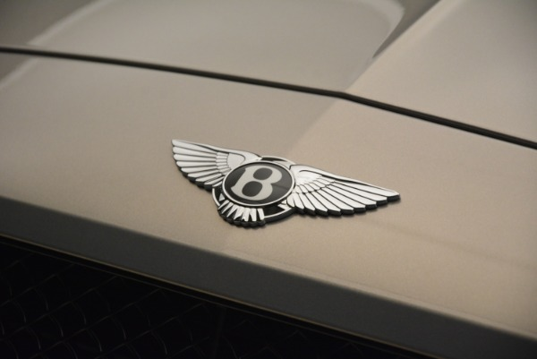 Used 2018 Bentley Continental GT Supersports Convertible for sale Sold at Aston Martin of Greenwich in Greenwich CT 06830 21