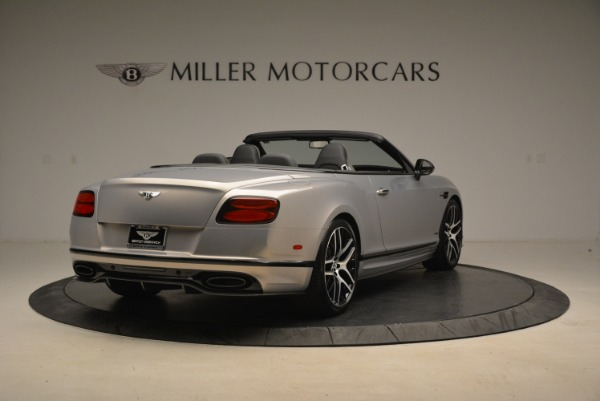 Used 2018 Bentley Continental GT Supersports Convertible for sale Sold at Aston Martin of Greenwich in Greenwich CT 06830 7
