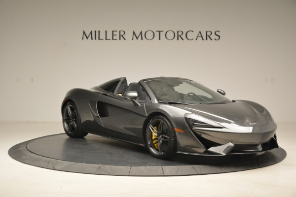 New 2018 McLaren 570S Spider for sale Sold at Aston Martin of Greenwich in Greenwich CT 06830 11