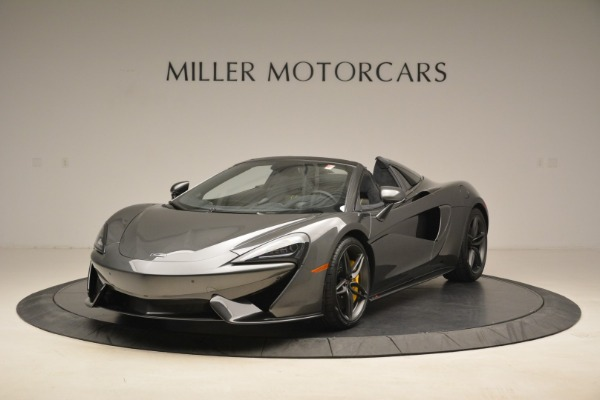 New 2018 McLaren 570S Spider for sale Sold at Aston Martin of Greenwich in Greenwich CT 06830 1