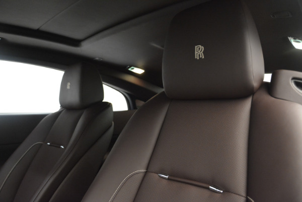 Used 2016 Rolls-Royce Wraith for sale Sold at Aston Martin of Greenwich in Greenwich CT 06830 17