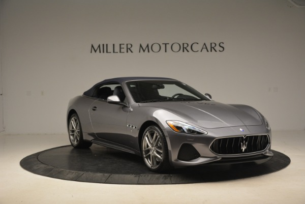 New 2018 Maserati GranTurismo Sport Convertible for sale Sold at Aston Martin of Greenwich in Greenwich CT 06830 11