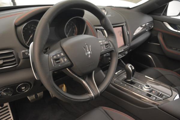 New 2018 Maserati Levante S Q4 Gransport for sale Sold at Aston Martin of Greenwich in Greenwich CT 06830 18