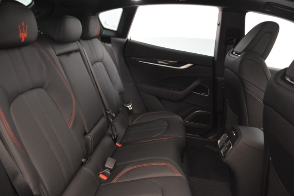 New 2018 Maserati Levante S Q4 Gransport for sale Sold at Aston Martin of Greenwich in Greenwich CT 06830 26