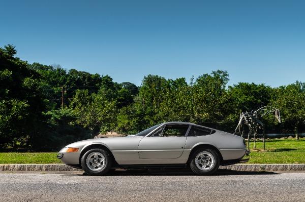 Used 1971 Ferrari 365 GTB/4 Daytona for sale Sold at Aston Martin of Greenwich in Greenwich CT 06830 2