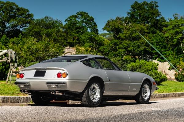 Used 1971 Ferrari 365 GTB/4 Daytona for sale Sold at Aston Martin of Greenwich in Greenwich CT 06830 3