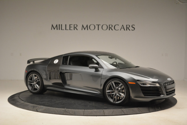 Used 2014 Audi R8 5.2 quattro for sale Sold at Aston Martin of Greenwich in Greenwich CT 06830 10