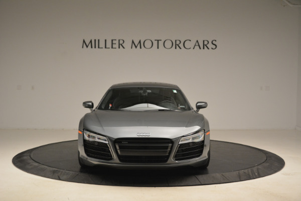 Used 2014 Audi R8 5.2 quattro for sale Sold at Aston Martin of Greenwich in Greenwich CT 06830 12
