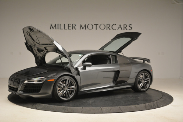 Used 2014 Audi R8 5.2 quattro for sale Sold at Aston Martin of Greenwich in Greenwich CT 06830 13