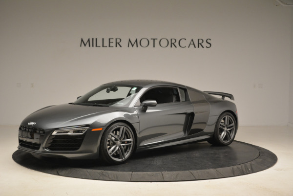 Used 2014 Audi R8 5.2 quattro for sale Sold at Aston Martin of Greenwich in Greenwich CT 06830 2