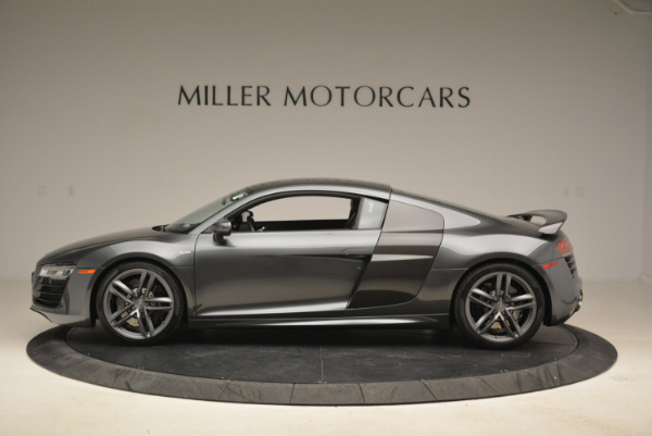 Used 2014 Audi R8 5.2 quattro for sale Sold at Aston Martin of Greenwich in Greenwich CT 06830 3