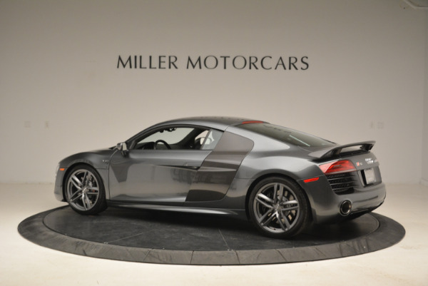 Used 2014 Audi R8 5.2 quattro for sale Sold at Aston Martin of Greenwich in Greenwich CT 06830 4