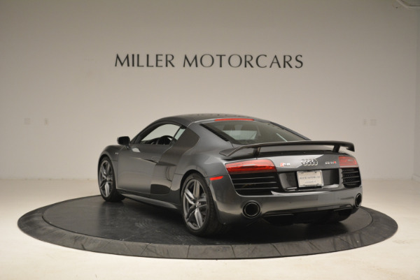 Used 2014 Audi R8 5.2 quattro for sale Sold at Aston Martin of Greenwich in Greenwich CT 06830 5