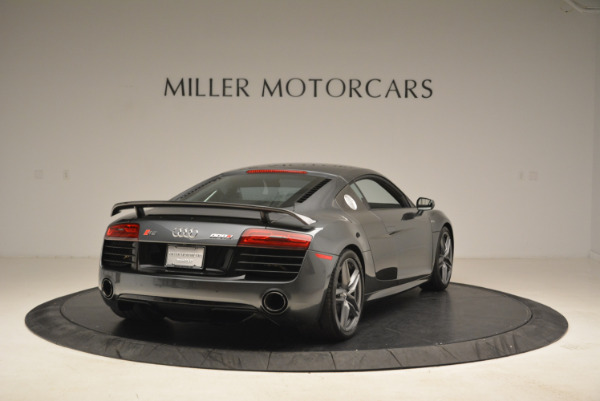 Used 2014 Audi R8 5.2 quattro for sale Sold at Aston Martin of Greenwich in Greenwich CT 06830 7